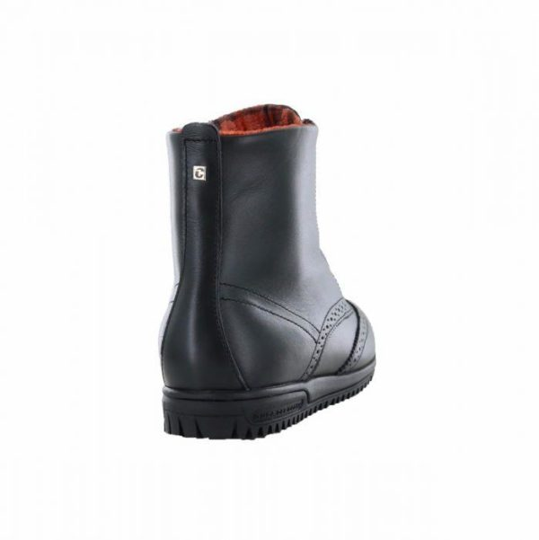 Duca Del Cosma Barcellonetta Ladies Golf Boot Black