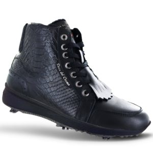Duva Del Cosma Armada Ladies Golf Boot Black
