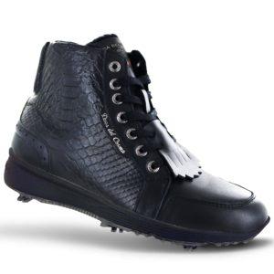Duva Del Cosma Armada Ladies Golf Boot Black