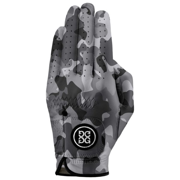 Ladies G/Fore Super Luxe Camo Glove