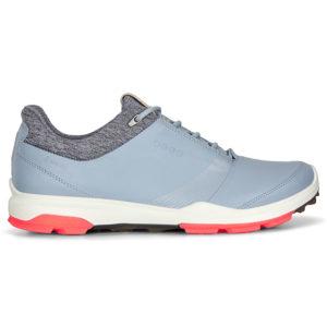 Ecco Biom Hybrid 3 Gore-Tex Ladies Golf Shoe Dusty Blue