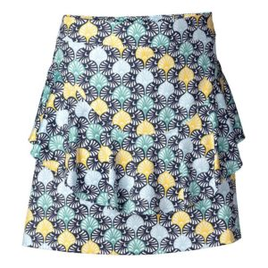 Daily Sports Fia Skort Navy 45CM