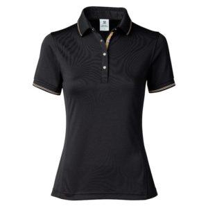 Daily Sports Nyx Polo Shirt Black