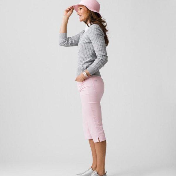 Daily Sports Lyric Shorts Pink 62CM