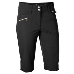 Daily Sports Miracle City Shorts Black Limited Edition Gold Zips 62CM