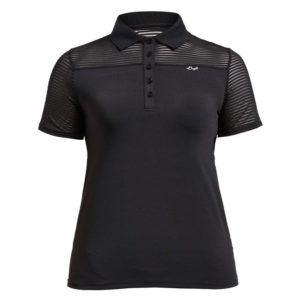 Rohnisch Miko Polo Shirt Black