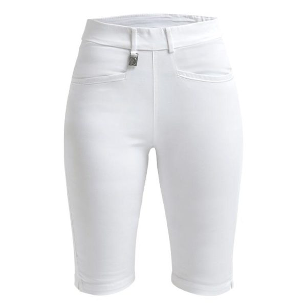 Rohnisch Smooth Bermuda Shorts White