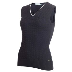 Ladies Sleeveless Golf Shirts