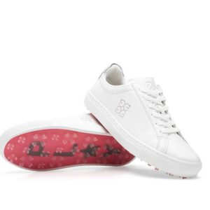 G Fore Disruptor Ladies Golf Shoe Snow