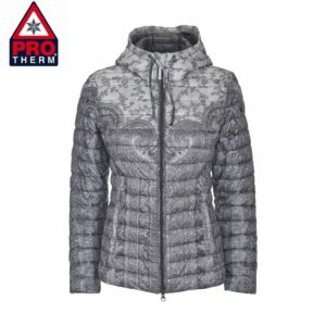 Chervo Ladies Molea Golf Jacket Grey