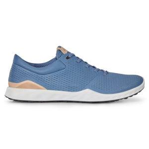 Ecco S-Lite Ladies Golf Shoe Retro Blue