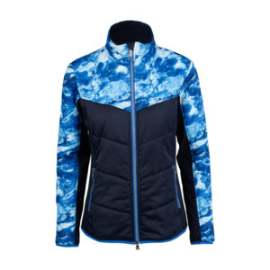 Daily Sports Oceana Ladies Golf Wind Jacket Navy