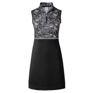 Daily Sports Luna Sleeveless Golf Dress Black