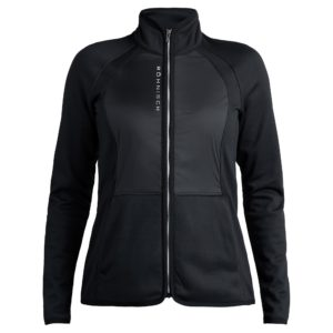 Rohnisch Ivy Ladies Golf Jacket Mid Layer Black