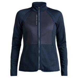 Rohnisch Ivy Ladies Golf Jacket Mid Layer Navy