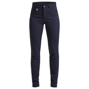Rohnisch Ladies Heat Pants Navy 30 Inch Leg