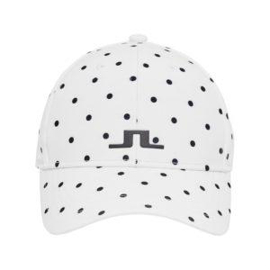 J Lindeberg Ladies Angie Cap Polka Dot