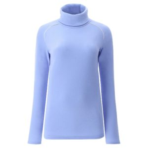 Chervo Titikaka Roll Neck Thermal Ladies Base Layer Lilac