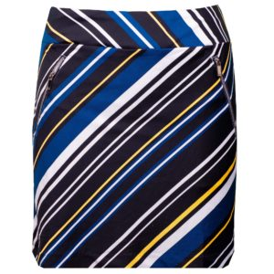 Tail Darby Ladies Golf Skort Electra Stripe 45CM-L