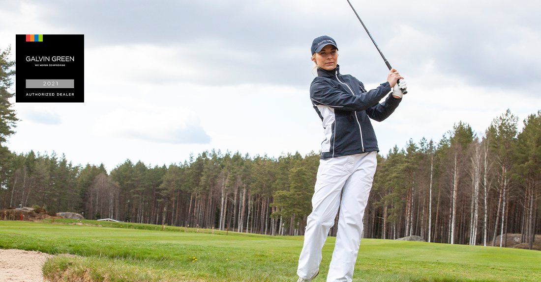 golf waterproof jacket