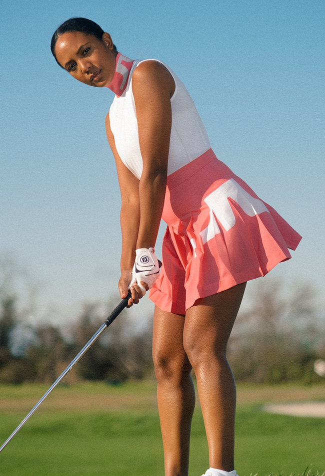 ladies summer golf outfits