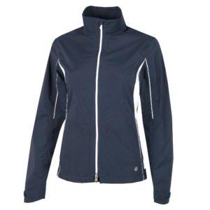Galvin Green Aila Gore-Tex Waterproof Ladies Golf Jacket Navy/White-XXL