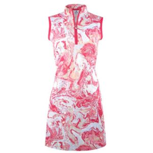 Daily Sports Adelina Sleeveless Dress Fruit Punch-L