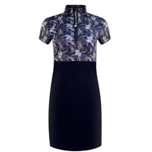Daily Sports Luisa Cap Sleeve Dress-XL