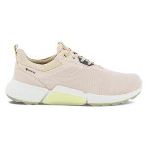 Ecco Biom H4 Gore-Tex Ladies Golf Shoe Limestone-42
