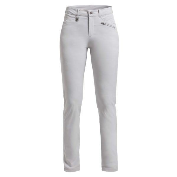 Rohnisch Comfort Stretch Pants Silver Grey 30 inch Leg-44