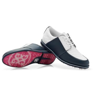 G/Fore Quilted Gallivanter Ladies Golf Shoes Twilight-6.5