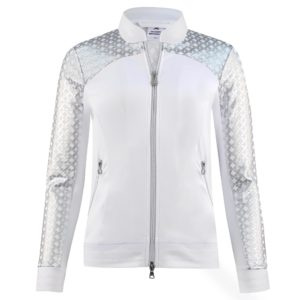 Daily Sports Caterina Jacket White-L