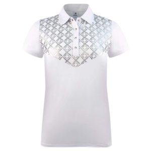 Daily Sports Caterina Polo Shirt White-XL