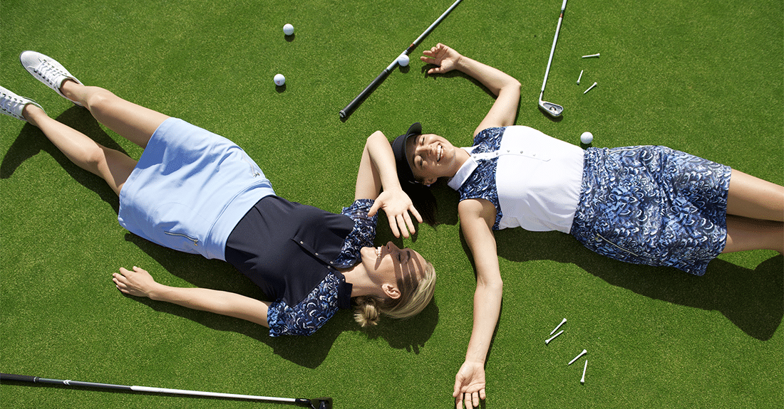 Daily Sports golf clothing